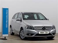 Used Mercedes B180 CDI B CLASS BlueEFFICIENCY SE