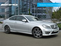 Used Mercedes C250 C-Class CDI BlueEFFICIENCY AMG Sport Plus