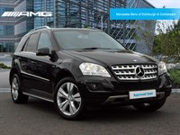 Used Mercedes ML300 M-Class CDI BlueEFFICIENCY Sport
