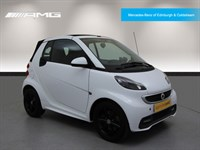 Used Smart Car Fortwo Cabrio Grandstyle Edition 84bhp