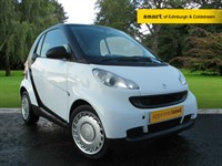 Used Smart Car Fortwo Coupe 61bhp