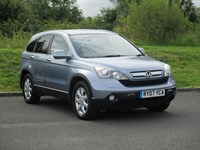 Used Honda CR-V i CTDi ES Station Wagon 5dr