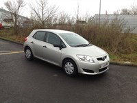 Used Toyota Auris 1.33 T2 5dr
