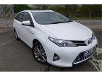 Used Toyota Auris VVT-i HSD Excel