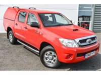 Used Toyota Hilux D-4D HL2 4WD Double Cab Pickup
