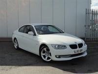 Used BMW 320i 3 SERIES SE 2dr