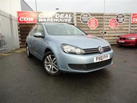 Used VW Golf TDI SE 5dr