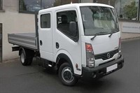 Used Nissan Cabstar 2.5dCi 140hp 3.5T DC PRO+ LWB