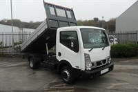 Used Nissan Cabstar 2.5dCi 140hp 3.5T SC PRO MWB