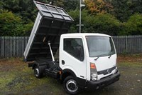 Used Nissan Cabstar 2.5dCi 120hp 3.4T SC BASIC SWB
