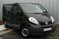 Used Nissan Primastar 2.0dCi 115 SE 2700 SWB Low Roof