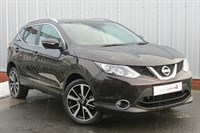 Used Nissan Qashqai 1.6dCi (130PS) Tekna 4x4 (Start/Stop)