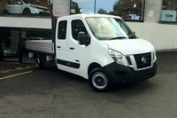 Used Nissan NV400 2.3dCi (125PS) SE L3 R3500 TRW