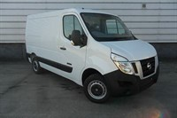 Used Nissan NV400 2.3dCi (100PS) E L1H1 F2800 SRW