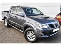 Used Toyota Hilux D-4D Invincible Double Cab Pickup