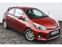 Used Toyota Yaris VVT-i Icon Plus