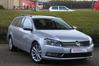 Used VW Passat TDI Executive BlueMotion (140PS)