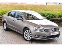 Used VW Passat TDI CR SE (140 PS) DSG