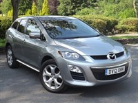 Used Mazda CX-7 Estate 2.2d Sport Tech 5dr