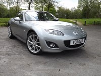Used Mazda MX-5 Roadster Coupe 2.0i Sport Tech 2dr