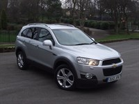 Used Chevrolet Captiva Estate VCDi LTZ 5dr A