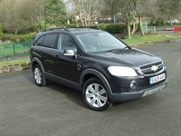 Used Chevrolet Captiva Estate VCDi LTX 5dr