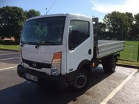 Used Nissan Cabstar 35.14 dCi Basic+ Dropside