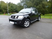 Used Nissan Navara Double Cab Pick Up Tekna 2.5dCi 190