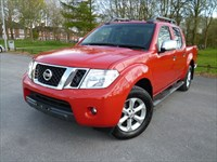 Used Nissan Navara D/Cab Pick Up Tekna  Connect  2.5dCi