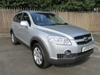 Used Chevrolet Captiva Estate VCDi LT 5dr Au