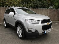 Used Chevrolet Captiva Estate VCDi LTZ 5dr
