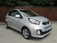 Used Kia Picanto Hatchback 1 Air 3dr