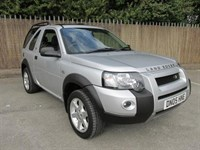 Used Land Rover Freelander Special Editio Td4 XEi H