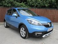 Used Renault Scenic Xmod Estate 1.5 dCi Dynamiqu