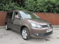 Used VW Caddy Maxi Life C20 TDI !!NO VAT!!