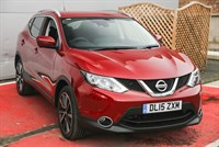 Used Nissan Qashqai Hatchback dCi Tekna Non