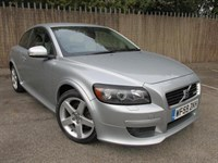 Used Volvo C30 Sports Coupe R DESIGN 3dr