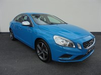 Used Volvo S60 Saloon D2 115 R DESIGN 4dr