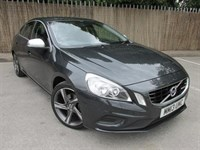 Used Volvo S60 Saloon D3 136 R DESIGN 4dr
