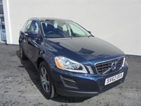 Used Volvo XC60 Estate D5 215 SE Lux 5dr AWD