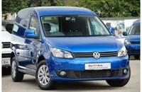 Used VW Caddy TDI (102PS) C20 Startline BMT Panel Van