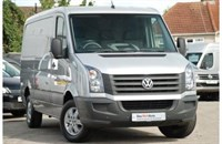 Used VW Crafter TDi (143PS) CR35 BlueMotion MWB High Roof Van