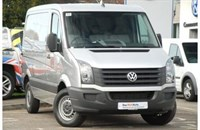 Used VW Crafter 2.0TDi (136PS) CR30 SWB Panel Van