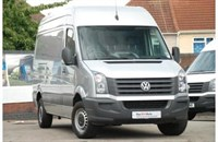 Used VW Crafter TDi (136PS) CR35 MWB High Roof Van