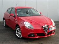 Used Alfa Romeo Giulietta TB MultiAir Lusso 5dr TCT