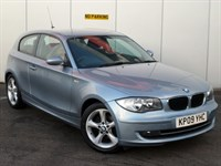 Used BMW 118d 1-series TD Sport 3dr