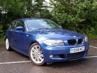 Used BMW 120d 1 SERIES M SPORT