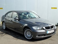 Used BMW 320d 3-series SE 4dr SUNROOF & FULL BLACK LEATHER!!