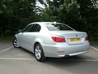 Used BMW 525d 5 SERIES SE
