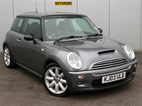 Used MINI Cooper Hatchback Cooper S 3dr PANORAMIC SUNROOF & AIRCON!!
